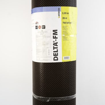 Delta FM – Damp Proof Floor Membrane