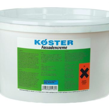Koster Facade Cream (water-repellent)