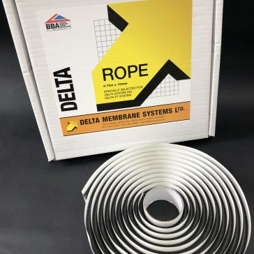Delta Rope 10mm x 4.75m