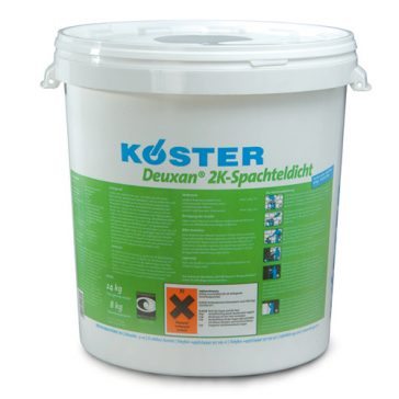 Koster Deuxan 2c-(Coverage Up to 5.1M2 @ 2 Coats)