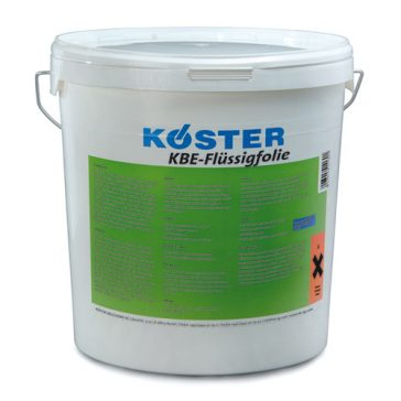 Koster KBE Liquid Film 24kg – Coverage Primer 48m2 – Waterproofer 24m2