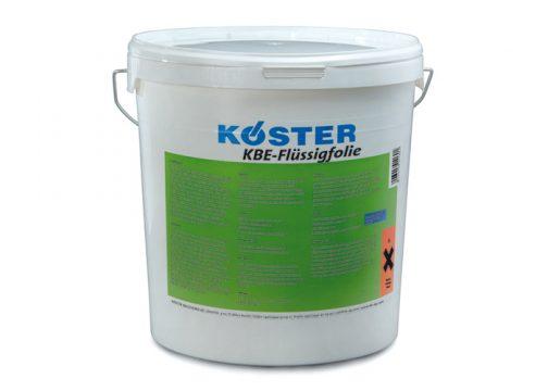 Koster KBE Liquid Film bucket