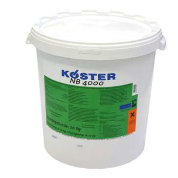 Koster NB 4000 – 25kg (hybrid waterproofing coating)