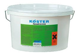Koster Facade Cream coverage up to 50M2