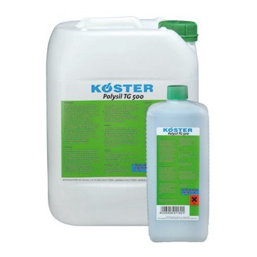 Koster Polysil TG500 10kg (Up to 65M2 Coverage)