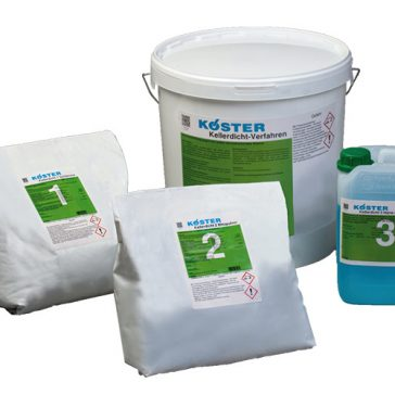 Koster KD System Pack- Instant Waterstop