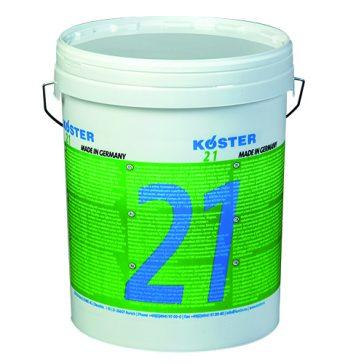 Koster 21 – Liquid applied waterproofing coating – 20kg