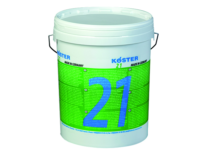 Koster 21 - Liquid applied waterproofing coating