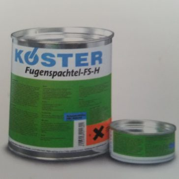 Koster FS-H. Waterproof Movement Joint 4KG