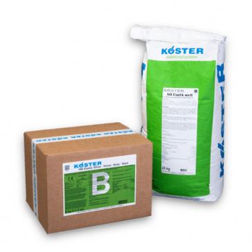 Koster NB Elastic Grey – 33kg – Coverage