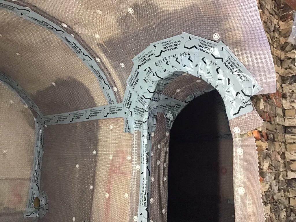 Vault Waterproofing